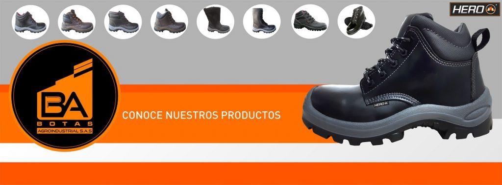 Botas calzado industrial dotaciones e industriales