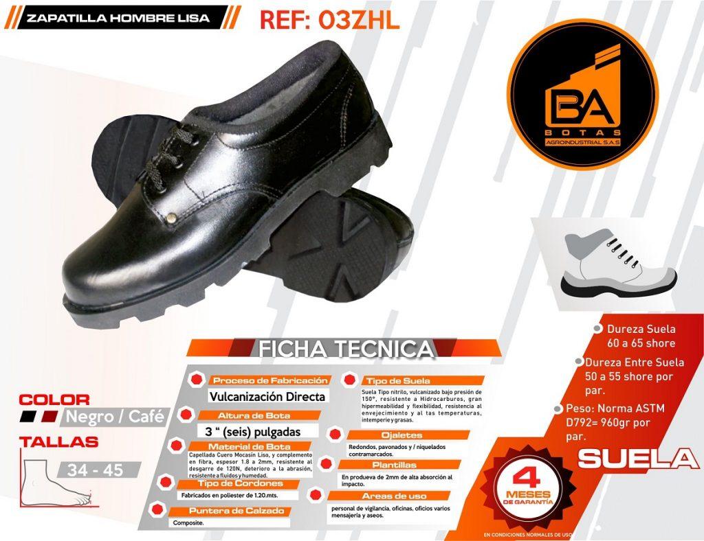 Botas calzado dotaciones