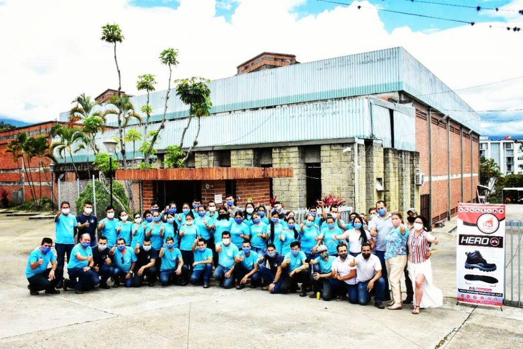 Grupo Fabrica Botas Agro industrial